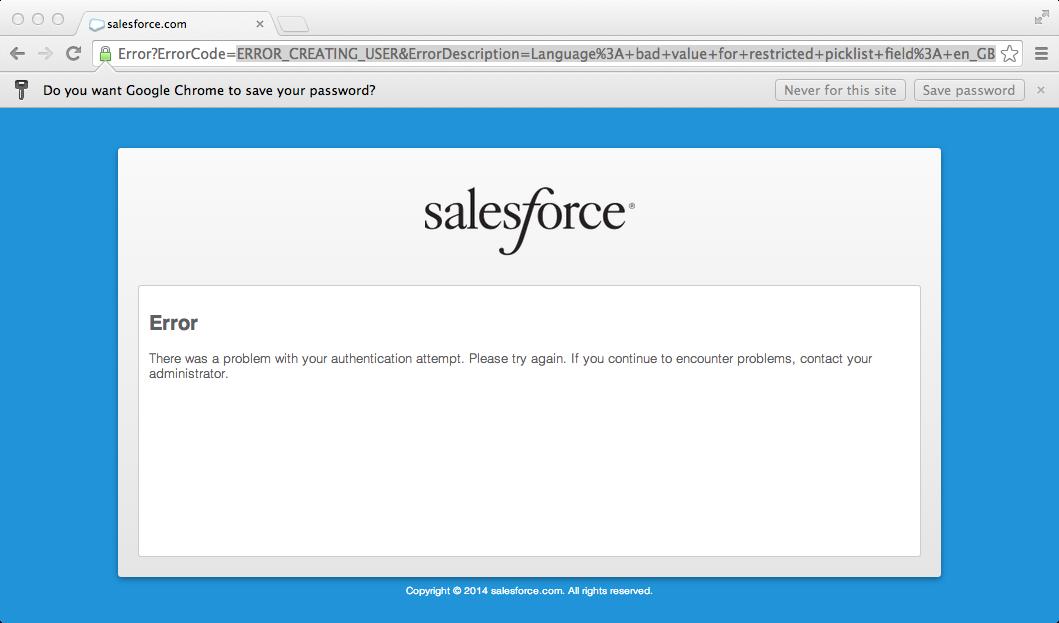 Salesforce Identity – Audit9 - Cloud Architects
