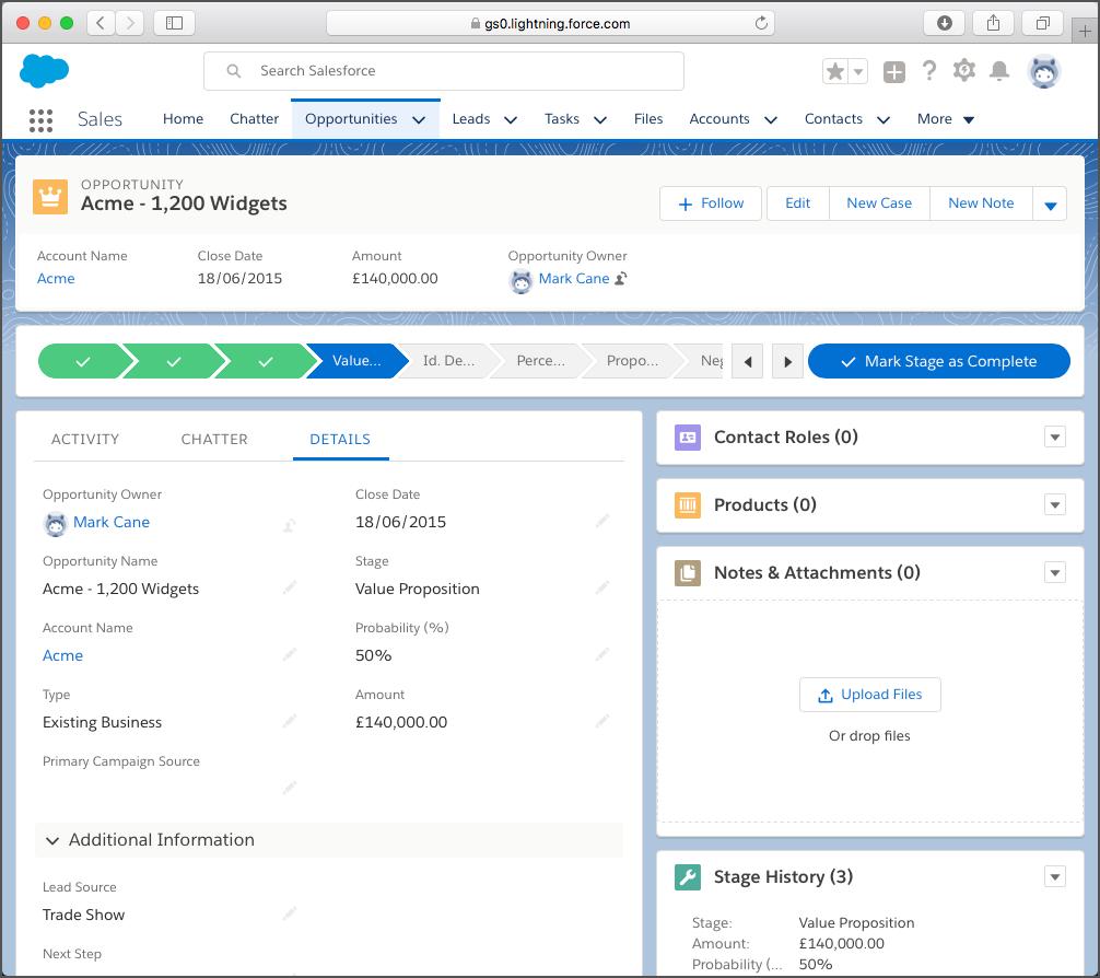 Salesforce – Audit9 - Cloud Architects
